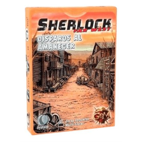 SHERLOCK FAR WEST : DISPAROS AL AMANECER