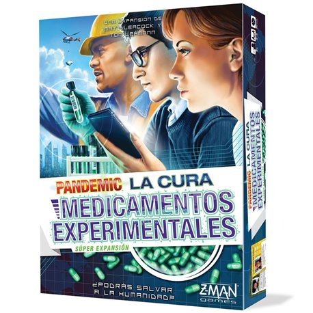 LA CURA: MEDICAMENTOS EXPERIMENTALES