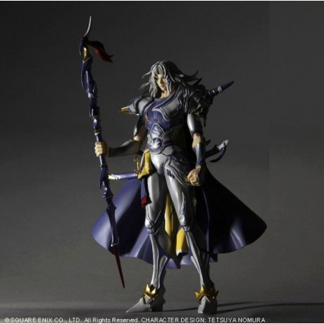 Final Fantasy Dissidia Trading Arts Vol. 2 Figura Cecil Harvey 1
