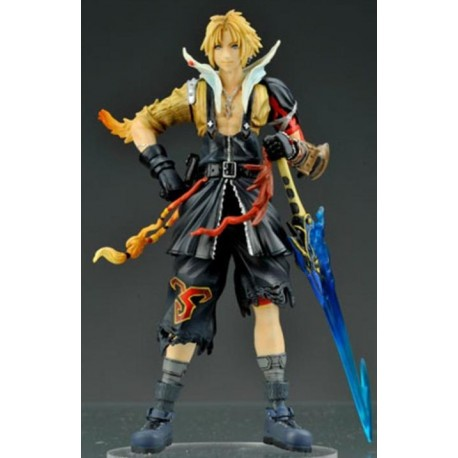 Final Fantasy Dissidia Vol. 1 Trading Arts Figure Tidus 10 cm