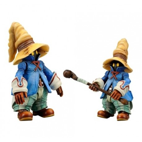Final Fantasy IX Play Arts no.2 VIVI Ornitier