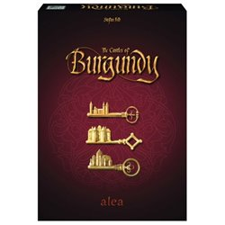 THE CASTLES OF BURGUNDY: EDICION 20 ANIVERSARIO
