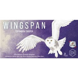 Wingspan Expansion europea