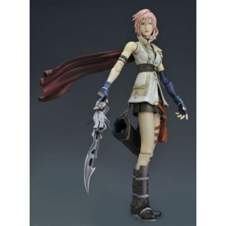 Final Fantasy XIII Figura Lightning
