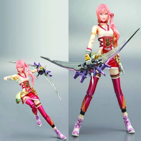 Final Fantasy XIII-2 - Serah Farron Play Arts Kai