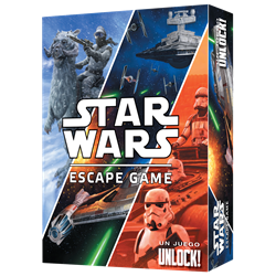 STAR WARS ESCAPE GAME
