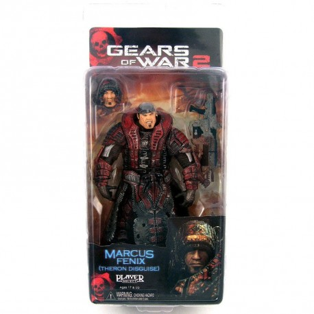 Gears Of War - Serie 4 - Marcus Fenix (theron Disguise)