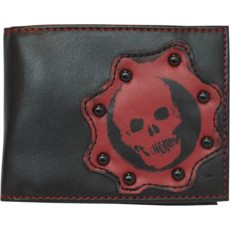 Gears of War Monedero bifold logo