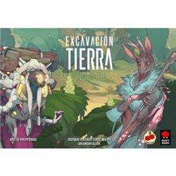 EXCAVACIÓN TIERRA - SEGUNDA OLEADA