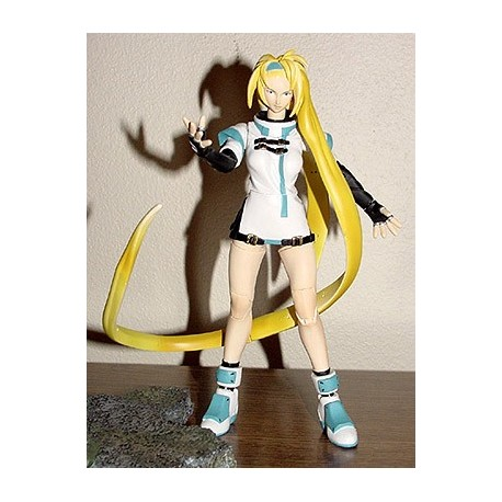 Guilty Gear X Action Figure Millia