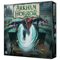 ARKHAM HORROR 3ª - SECRETOS DE LA ORDEN