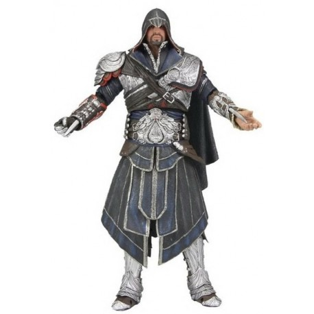 ASSASINS CREED BROTHERHOOD -  EZIO ONYX 18cm