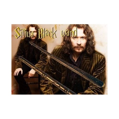 Harry Potter - Varita Sirius Black