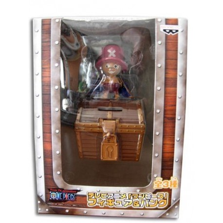 HUCHA COFRE ONE PIECE CHOPPER