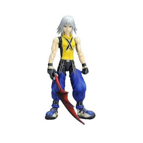 Kingdom Hearts - Figura Riku Play Arts