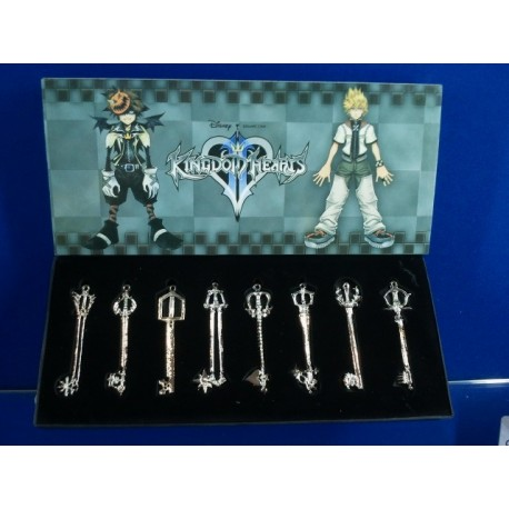 Kingdom Hearts - Pack Llave Espada V.1