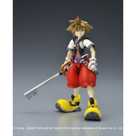 Kingdom Hearts - Play Arts Sora N1