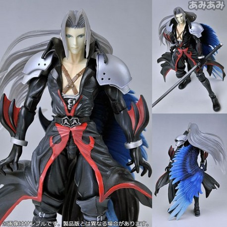 Kingdom Hearts 2 Play Arts Vol. 2 figura Sephiroth 20 cm