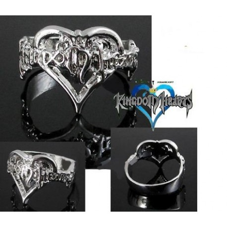 Kingdom Hearts Anillo Logo