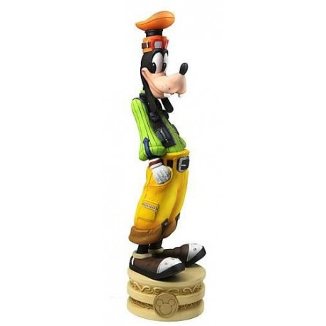 Kingdom Hearts Headnocker Goofy 15 cm
