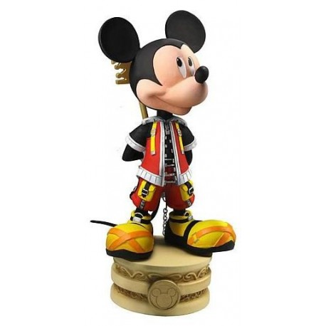 Kingdom Hearts Headnocker Mickey 15cm