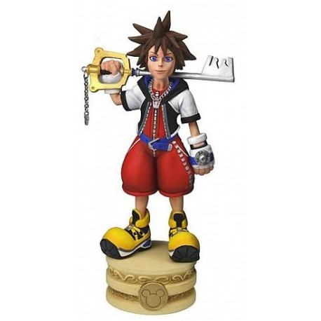Kingdom Hearts Headnocker Sora 15 cm