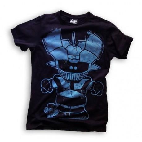 Mazinger Z - Camiseta Chibi Mazinger T L