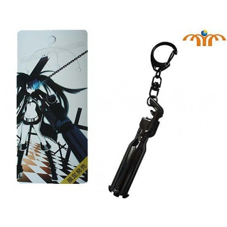 Black Rock Shooter Llavero 1