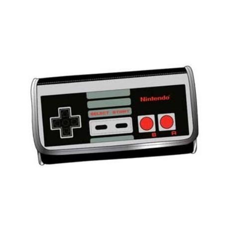 Nintendo - Cartera Control Nes Clasico
