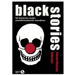 Black Stories - Edicion Muertes Ridiculas