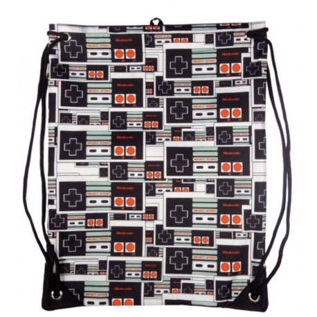 Nintendo Bolso de tela Mando NES