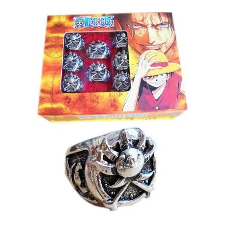 One Piece - Anillo Thousand Sunny V1