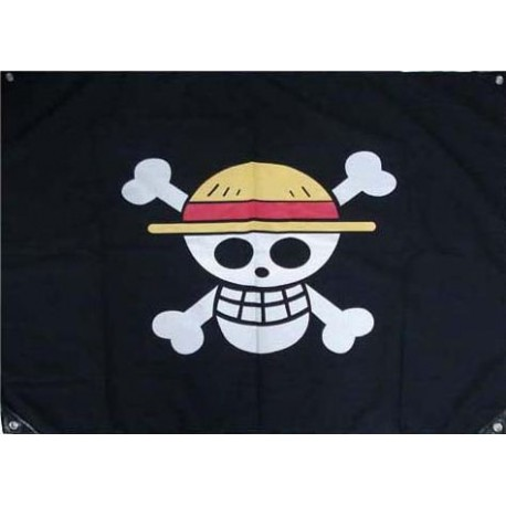 One Piece - Bandera
