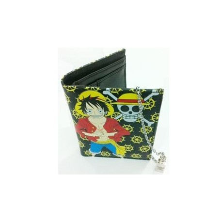 One Piece - Cartera + Colgante V1