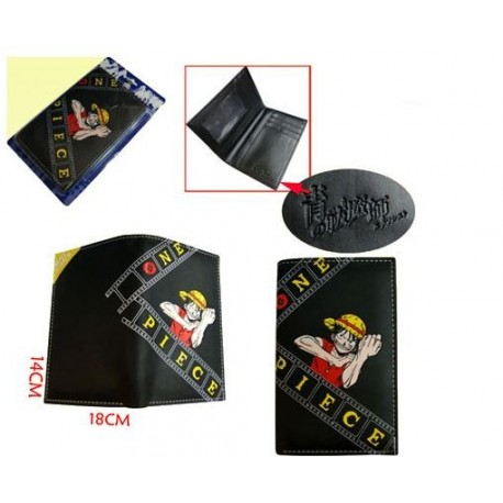 One Piece - Cartera Luffy XL V1