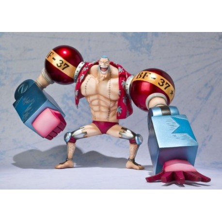 One Piece - FIGUARTS ZERO NEW WORLD FRANKY