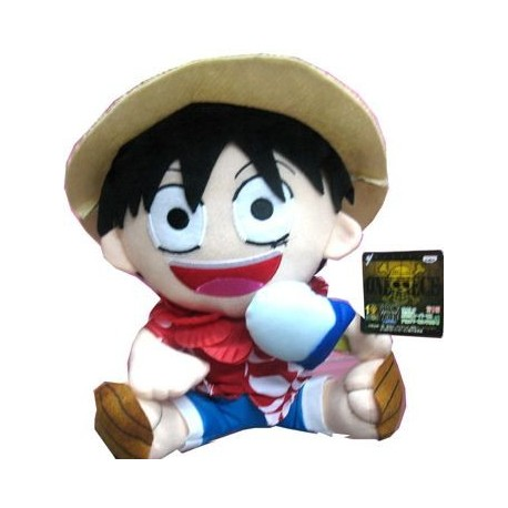 One Piece - Peluche Luffy 27cm