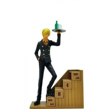 One Piece - Sanji Calendario Perpetuo