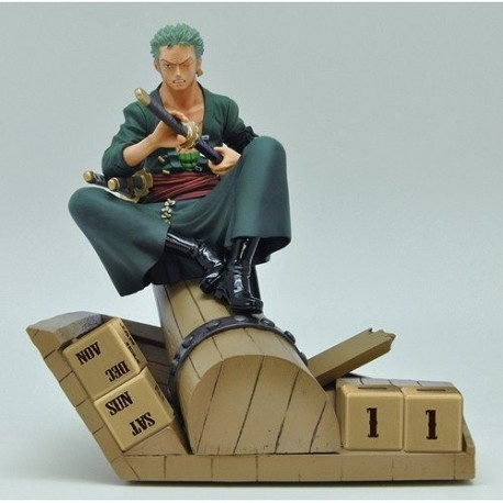 One Piece - Zoro Ronoa Calendario Perpetuo