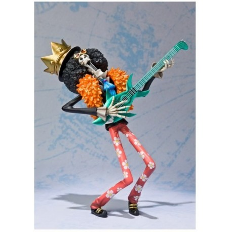 One Pîece FIGUARTS ZERO NEW WORLD BROOK